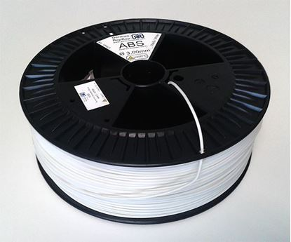 Picture of ABS plastic 2,1kg 3mm - white