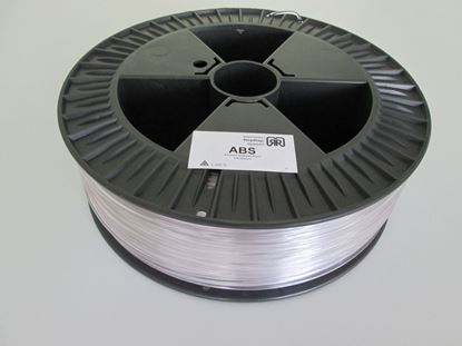Picture of ABS plastic 2,1kg 3mm - transparent