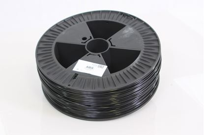 Picture of ABS plastic 2,1kg 3mm - black