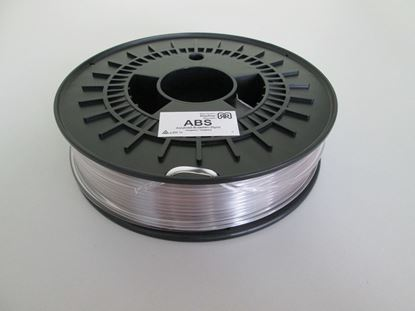 Picture of ABS plastic 750g 3mm - transparent