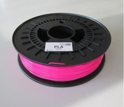 Picture of PLA Kunststof 750g 1,75mm - roze