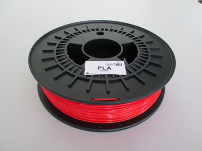 Picture of PLA Kunststof 750g 1,75mm - rood
