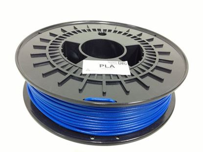 Picture of PLA Kunststof 750g 3mm - blauw