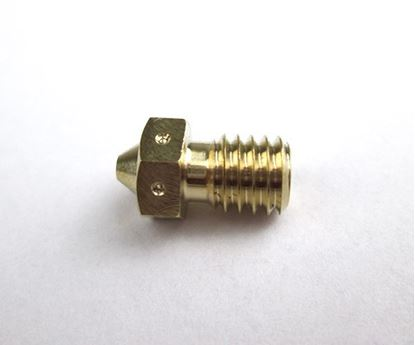 Picture of E3D Nozzle 0.60mm brass for 1.75mm filament