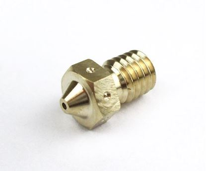 Picture of E3D Nozzle 0.60mm brass for 3mm filament