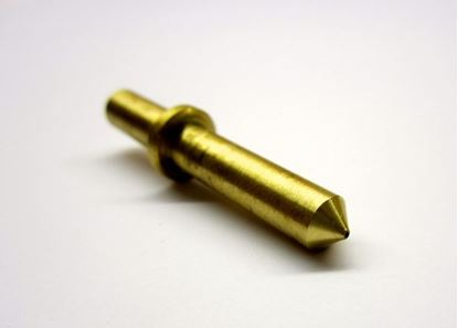 Picture of Extruder Nozzle 0,5mm for 3mm Plastics
