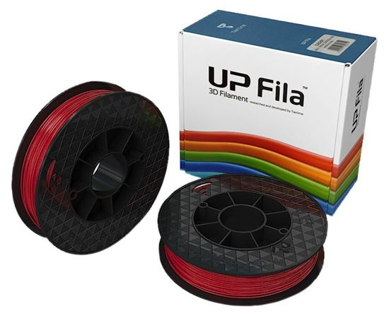 Picture of UP Fila ABS Plastic Filament, Rood 2 x 500 g Rolls (2 stuks)